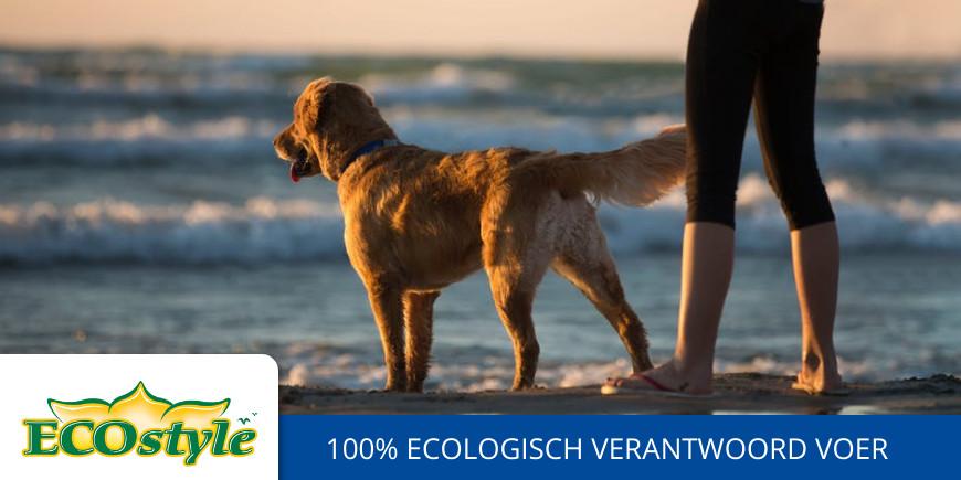 Goedkoop Ecostyle hondenvoer kopen. Ecostyle brokken ervaringen.