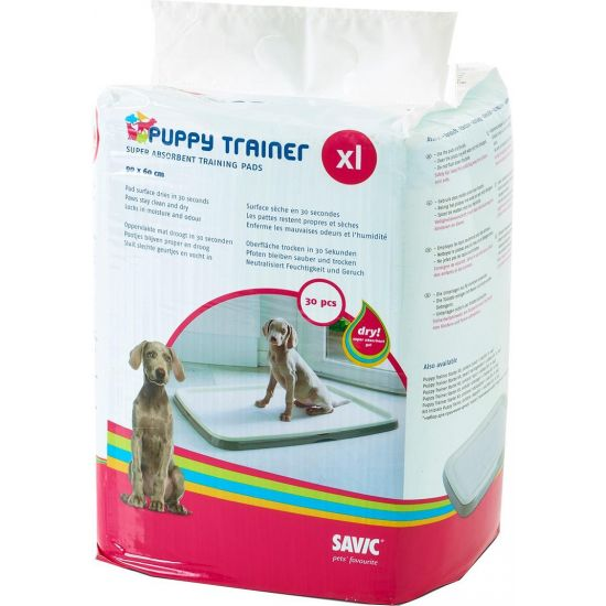 Savic navulpads puppy trainer x-large 30 stuks